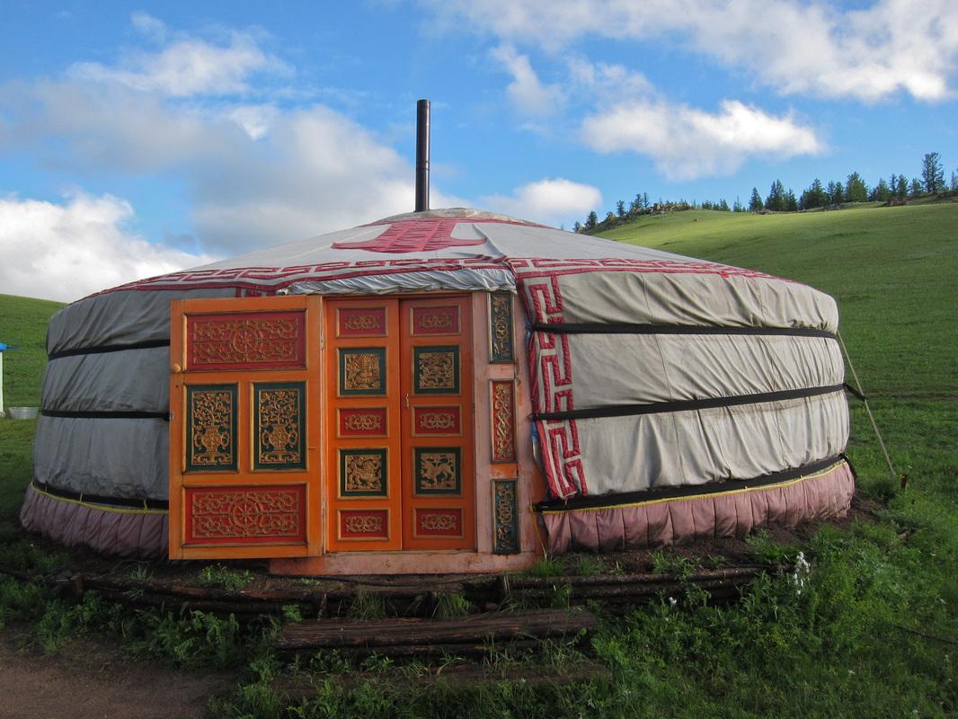 Princess Tourist Ger Camp Stone Horse Mongolia