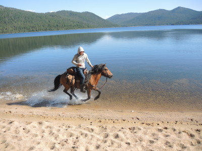 Horse Riding Mongolia, Stone Horse Expeditions