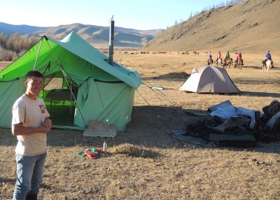 horse riding expeditions Mongolia