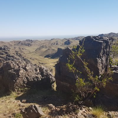 Gobi Desert Tour Western Beauty Mountains