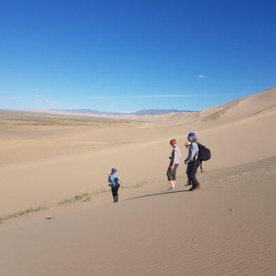 Gobi Desert Tour, Singing Sands, Khongoryn Els