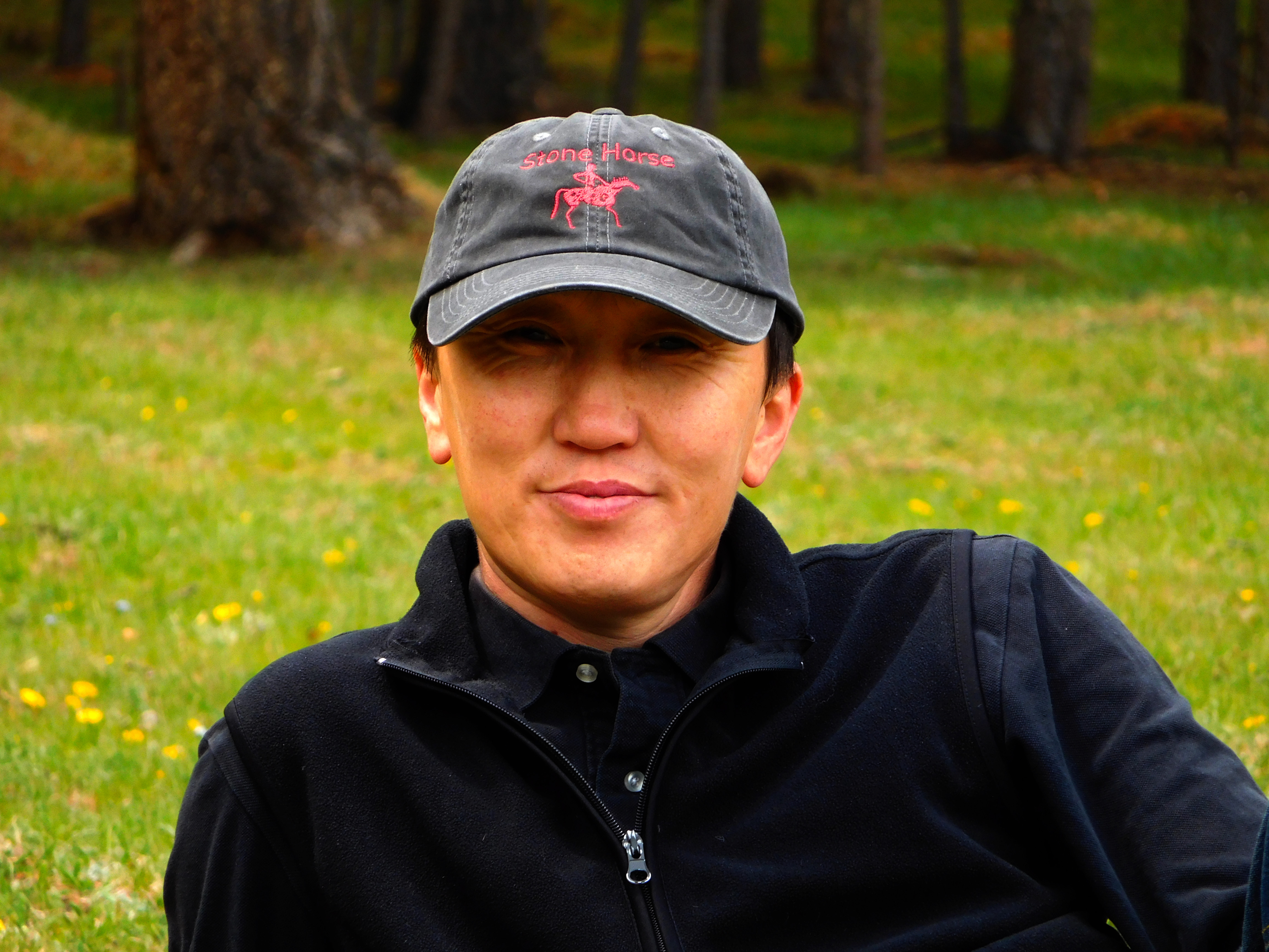 Travel Mongolia on Horseback with Experienced Guides, Davaa Team Member Driver, Stone Horse Expeditions