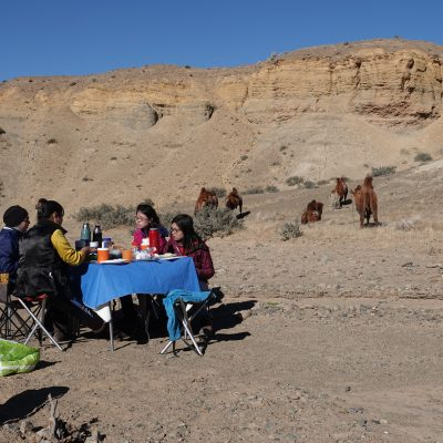 Gobi Crossing, Camel trekking, picnic with Stonehorse Expeditions