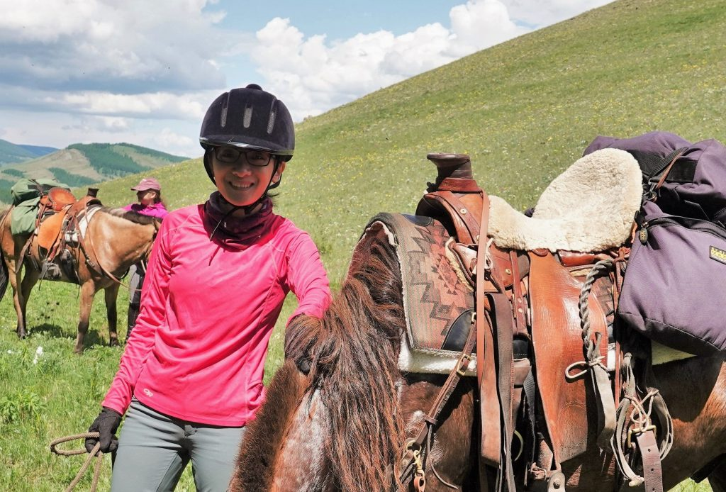 Mongolia Horse Riding Guest Testimonial, Stone Horse Expeditions