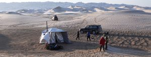 Winter Camping in Mongolia's Gobi, Stone Horse Expeditions